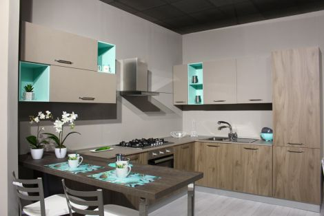 CUCINA COMPONIBILE NEW SMART